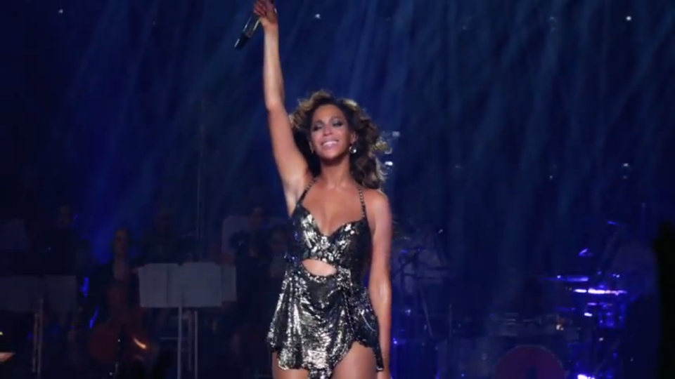 Must See: Beyonce Sings 'End of Time' at at Roseland
