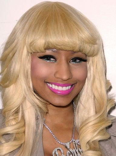 Nicki Minaj Supports AIDS Awareness with MAC