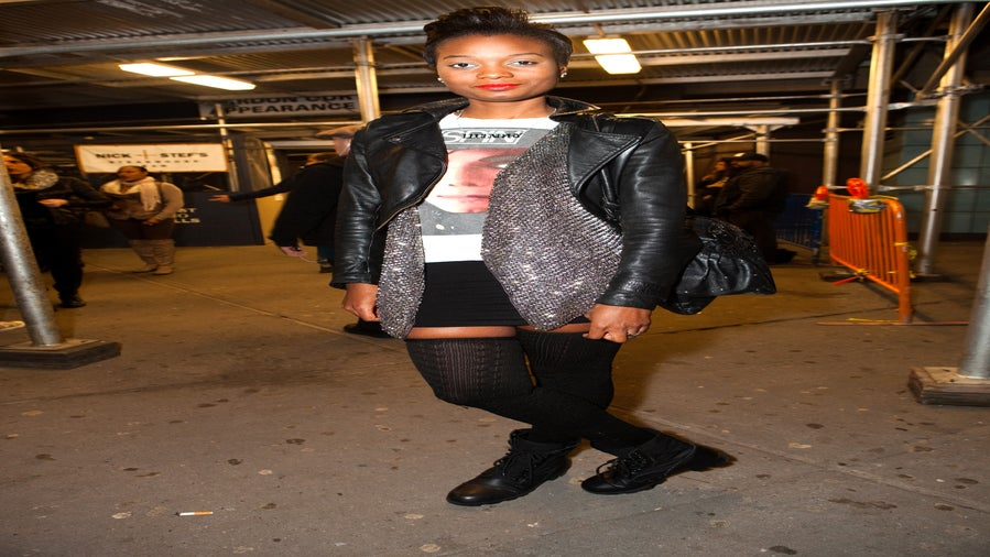 Street Style: Watch the Throne
