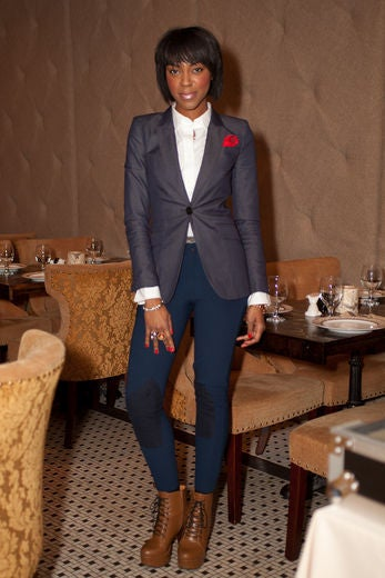Street Style: A Fashionable Brunch