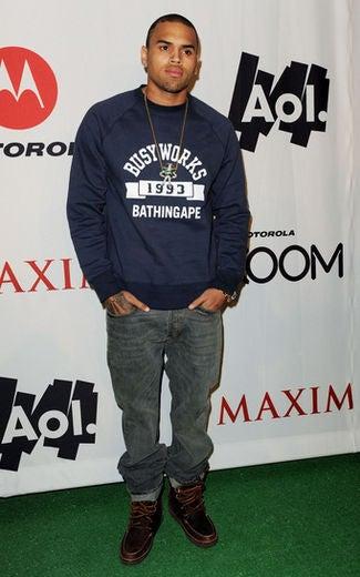Chris Brown Denied Request For Unsupervised Probation