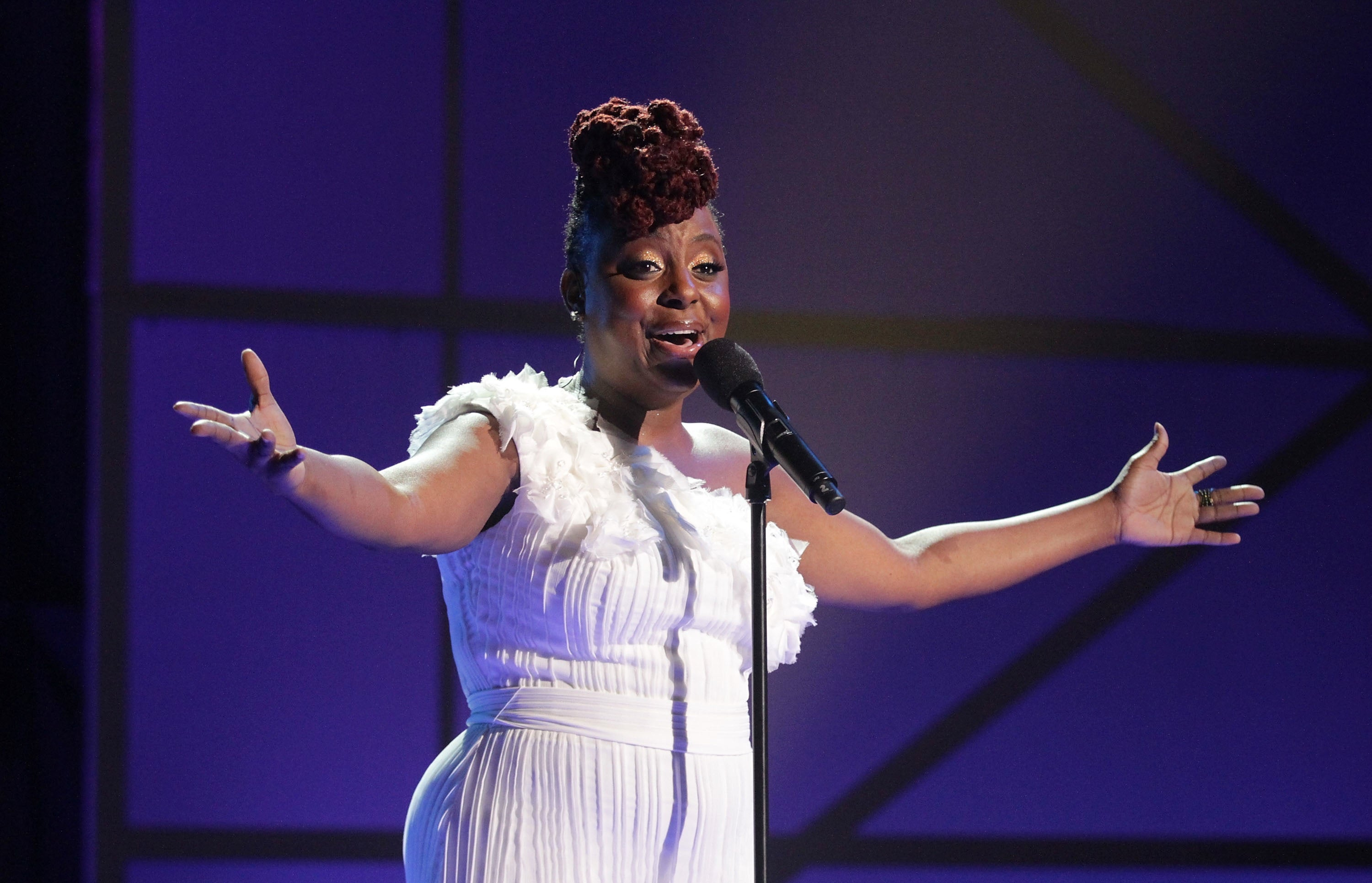 Ledisi Reacts to Grammy Nominations