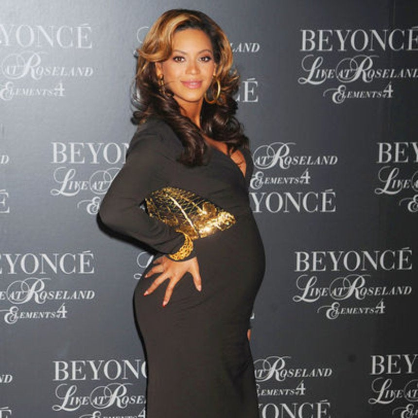 Beyonce Talks Hiding Her Pregnancy