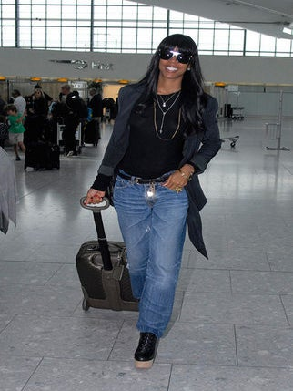 Frequent Fliers: Celebs on the Move