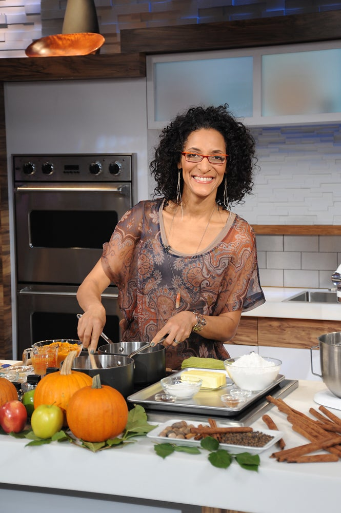 Celebrity Chef Carla Hall's Tips for Thanskgiving