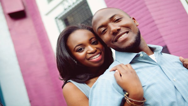 Just Engaged: Claire and Antonio