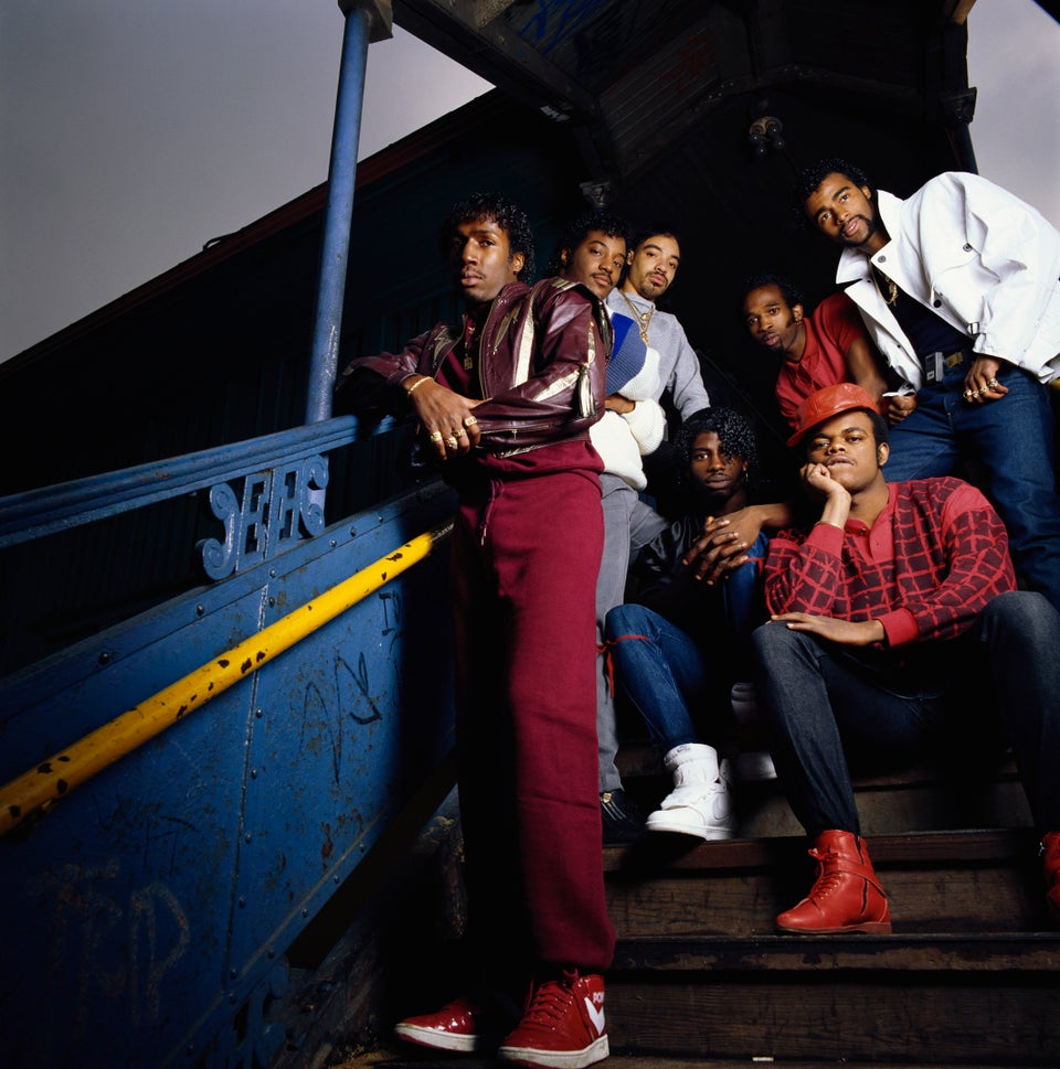 Grandmaster Flash & The Furious Five Single Inducted into Hall of Fame