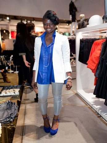 Street Style: Versace for H&M Launch