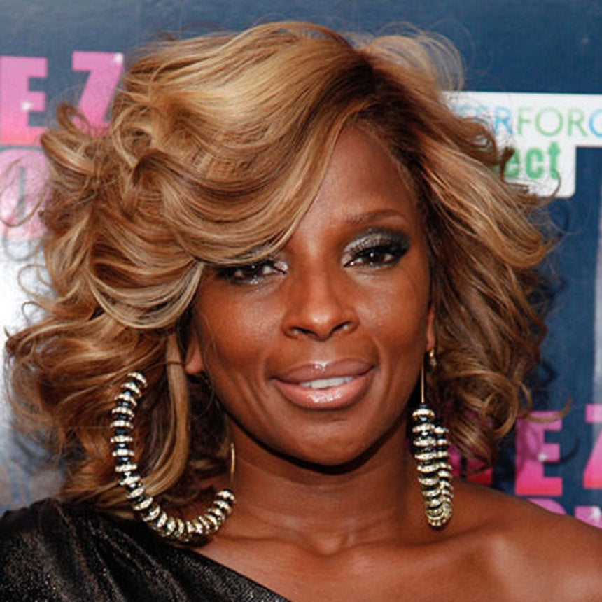 Mary J. Blige Inspired by Beyonce's Family Life