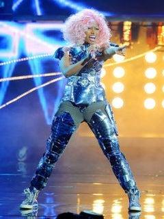 Nicki Minaj Tapped to Perform at the 2012 Grammy Awards