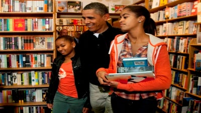 President Obama Supports 'Small Business Saturday'