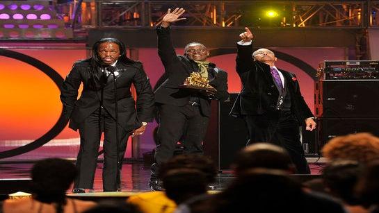 2011 Soul Train Award Winners