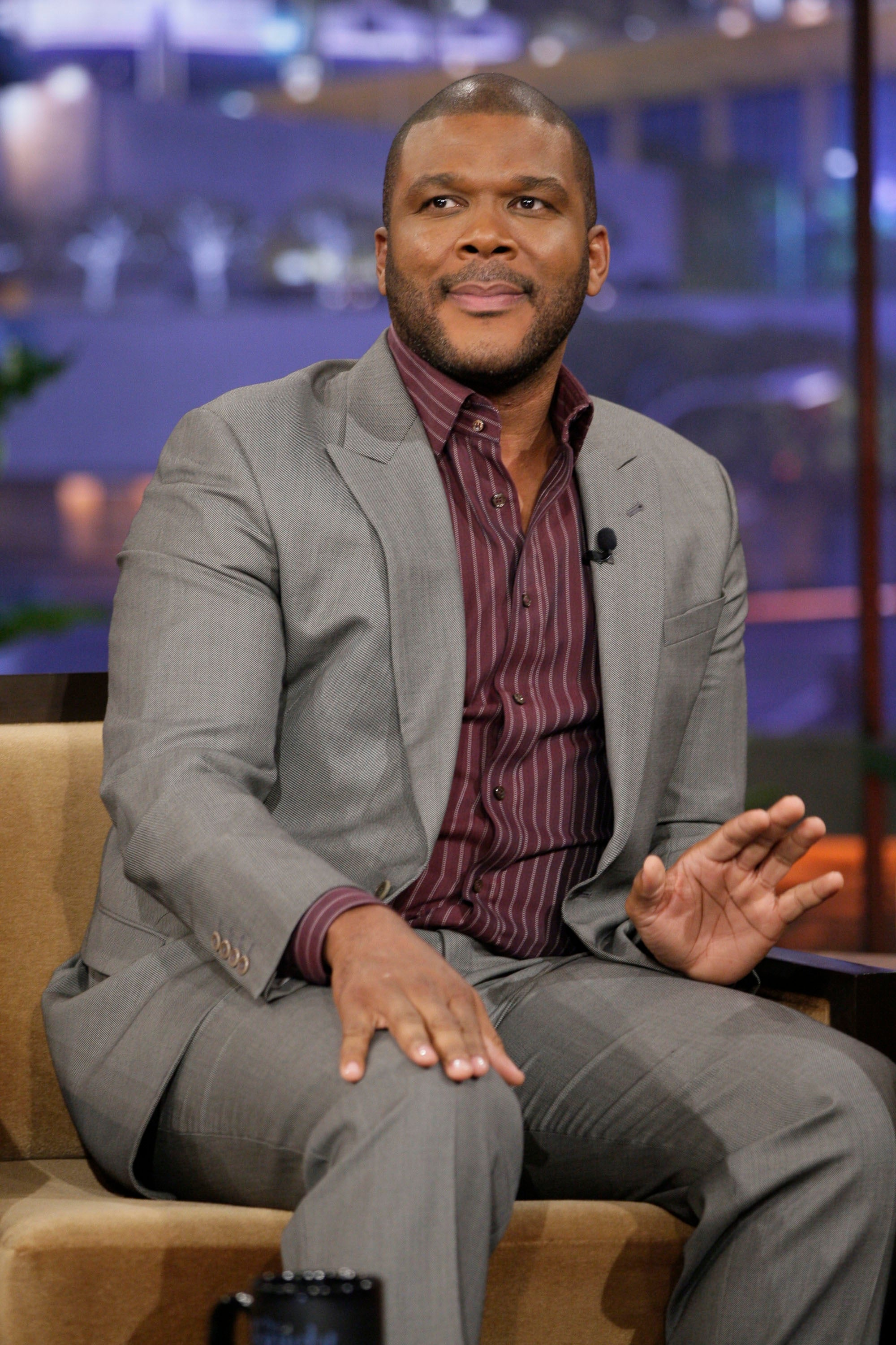 Tyler Perry Writes an Open Letter to Penn State Alleged Victim