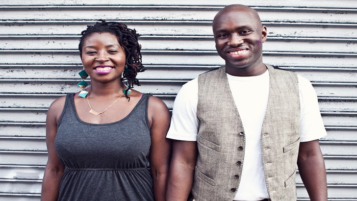 Just Engaged: Starr and Anslem