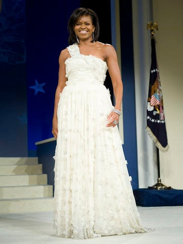 First Lady Style: Gowns
