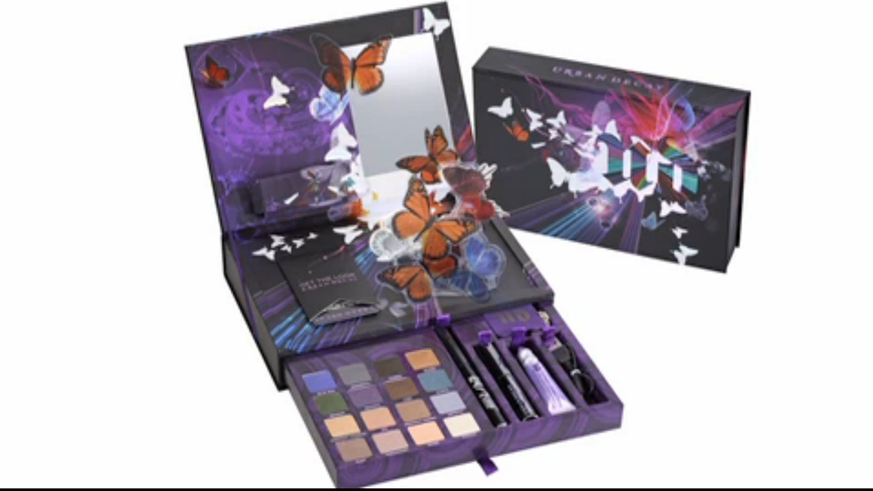 Beauty All-Access Holiday Give Away: Urban Decay Book of Shadow IV!