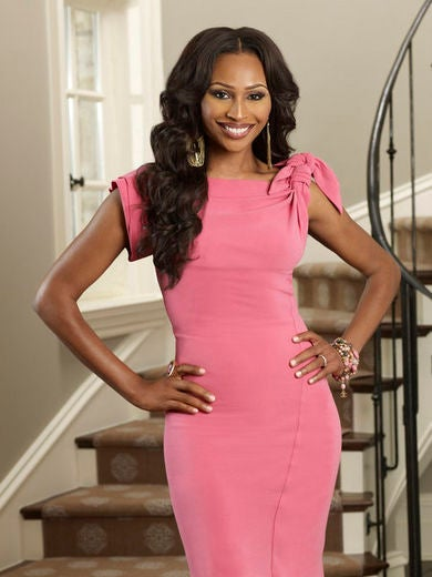 Cynthia Bailey Asks Her Sister to Butt-Out of Her Marriage