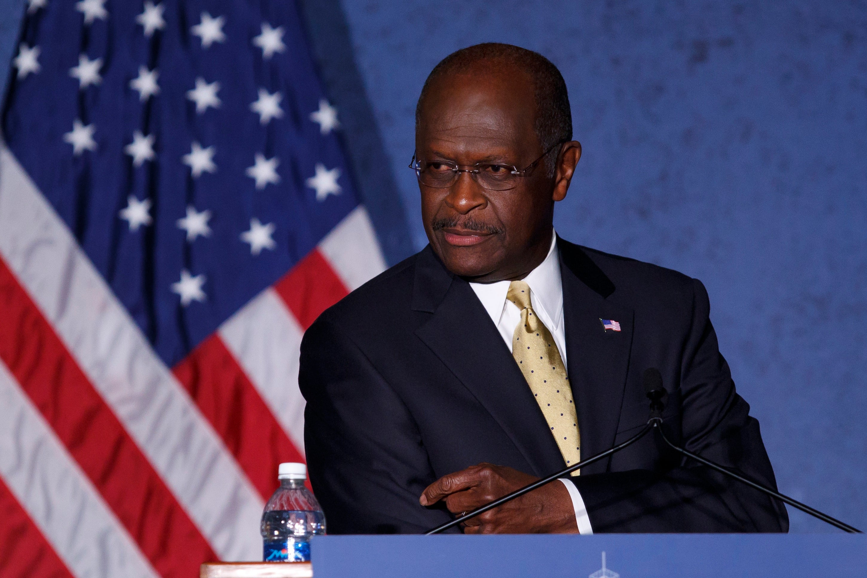 Real Talk: Herman Cain, Game Over