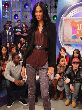 Coffee Talk: Kimora Lee Simmons is Fed Up with Reality TV