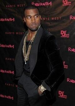 Kanye West Earns 7 Grammy Nominations