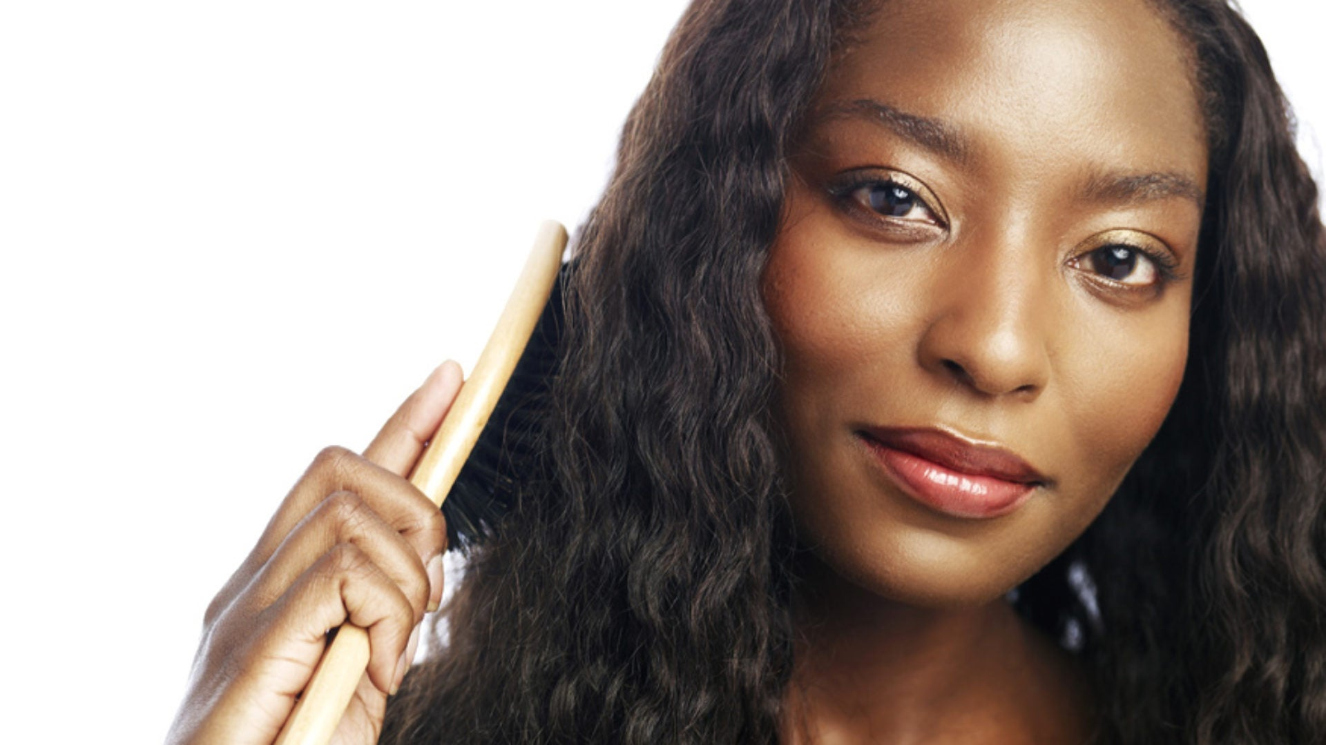 How To Brush Natural Hair - Essence