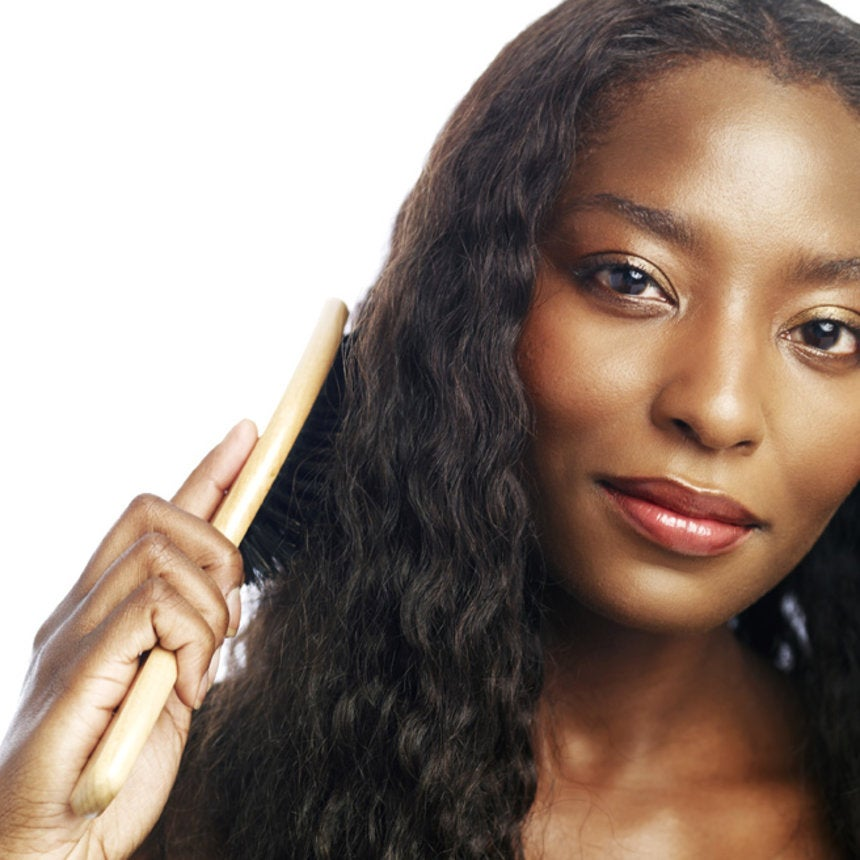 This Is How To Properly Brush Any Curl Pattern