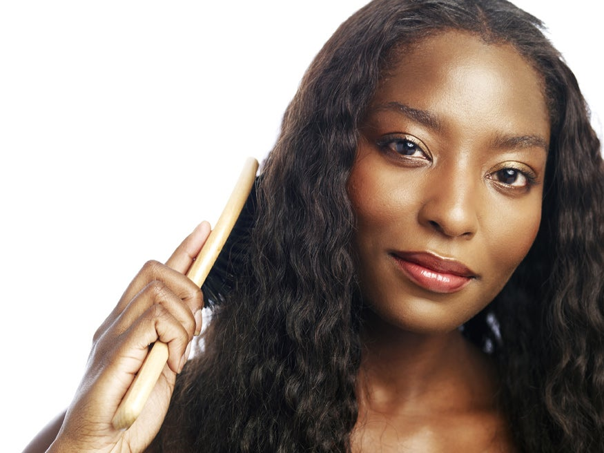 How To Brush Natural Hair Essence