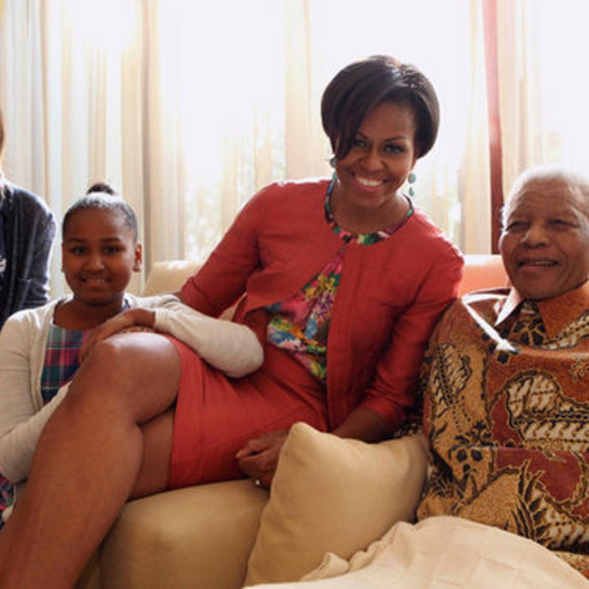 2011: First Lady Michelle Obama's Incredible Year