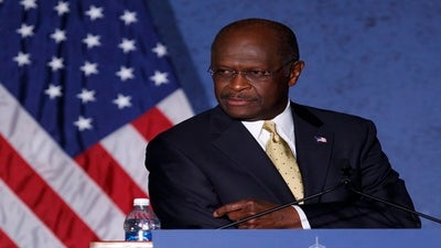 Herman Cain Suspends Campaign for Presidential Nomination