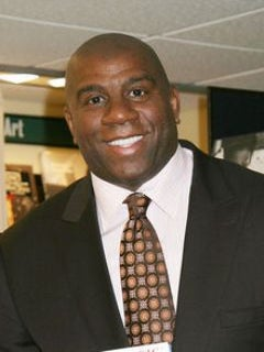 Magic Johnson Could Become First African-American MLB Franchise Owner