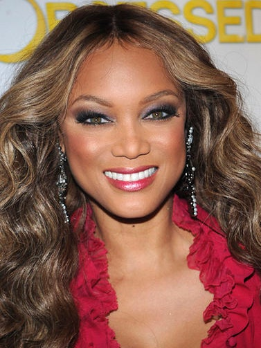 Tyra Confesses She Created an Alter Ego for 'Top Model'