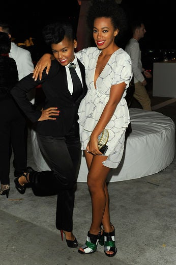 Art and Soul: Celebrities Attend 2011 Miami Art Basel