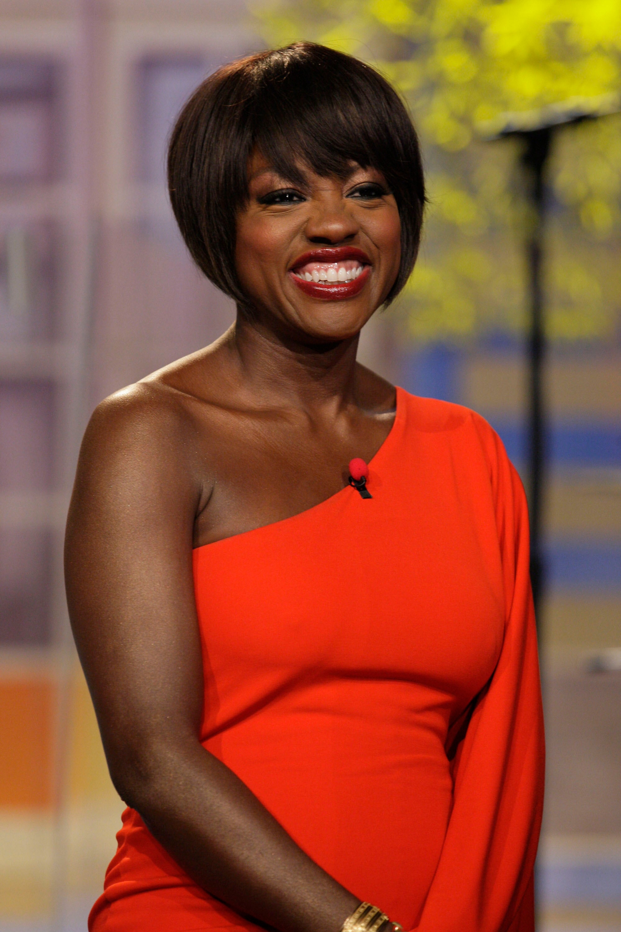 Viola Davis On Joys Of Motherhood