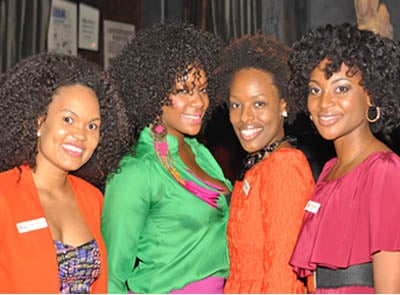 Street Style: Curly Girl Collective 'Curl Crush' Event