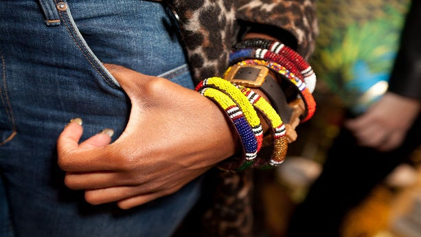 Accessories Street Style: The Tribal Trend