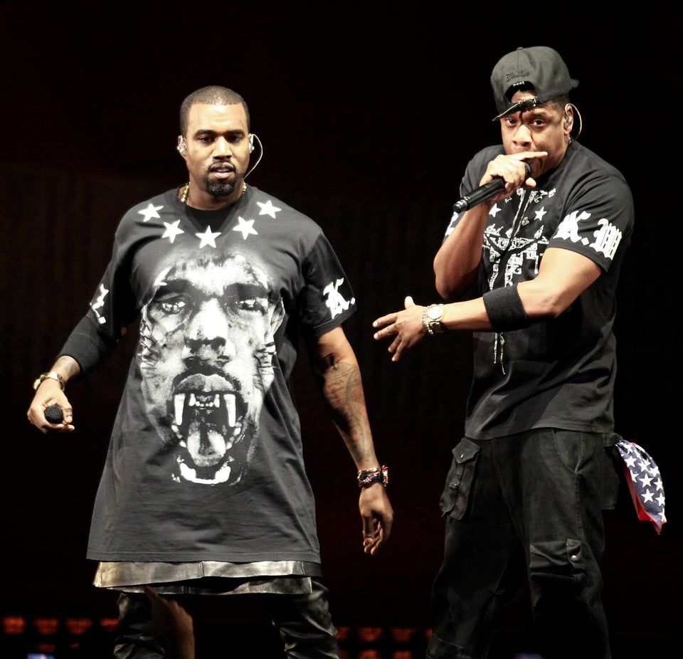 Could There Be a New 'Watch the Throne' Album in 2012?