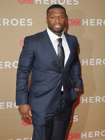 50 Cent Charged With Domestic Violence