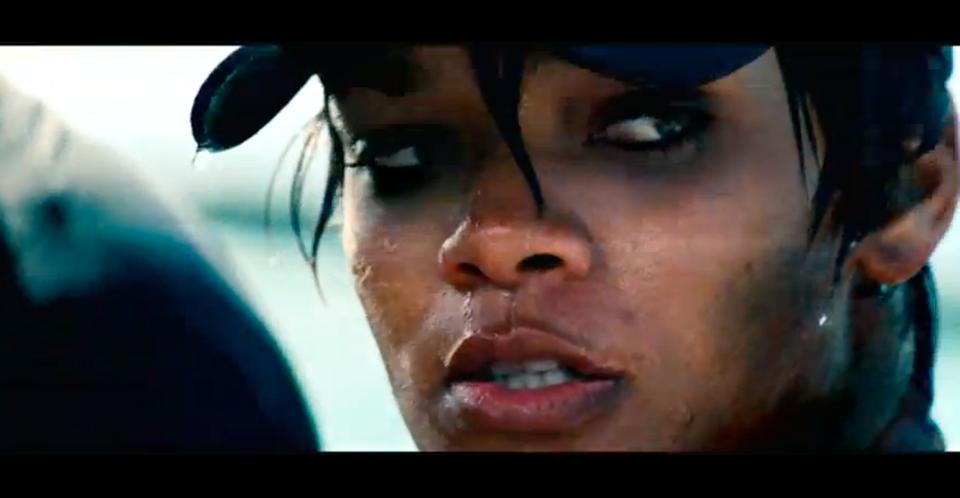 Must-See: Rihanna's 'Battleship' Trailer
