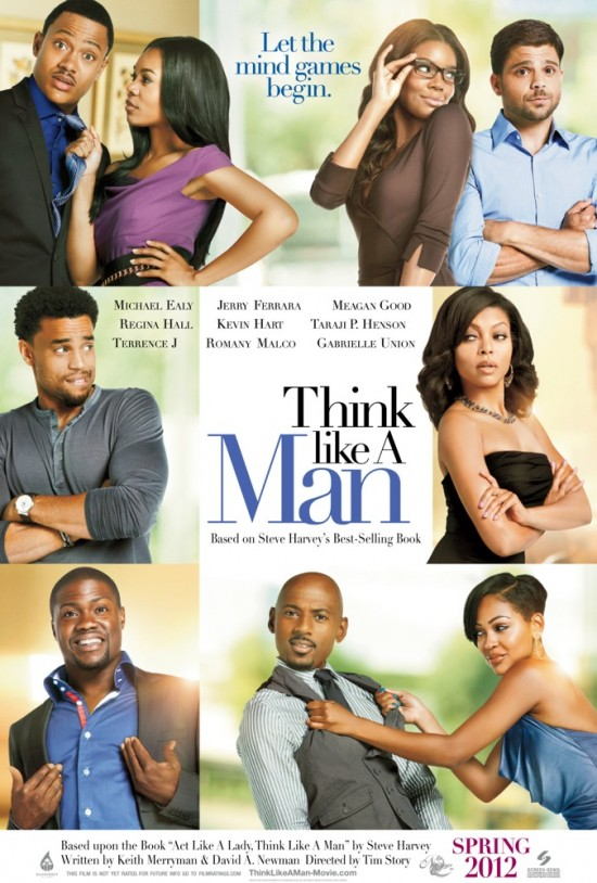 Must-See: Steve Harvey's 'Think Like a Man' Movie Trailer