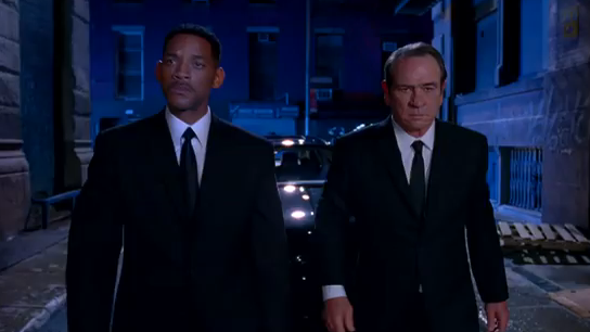 Must-See: Will Smith's 'Men in Black III' Trailer