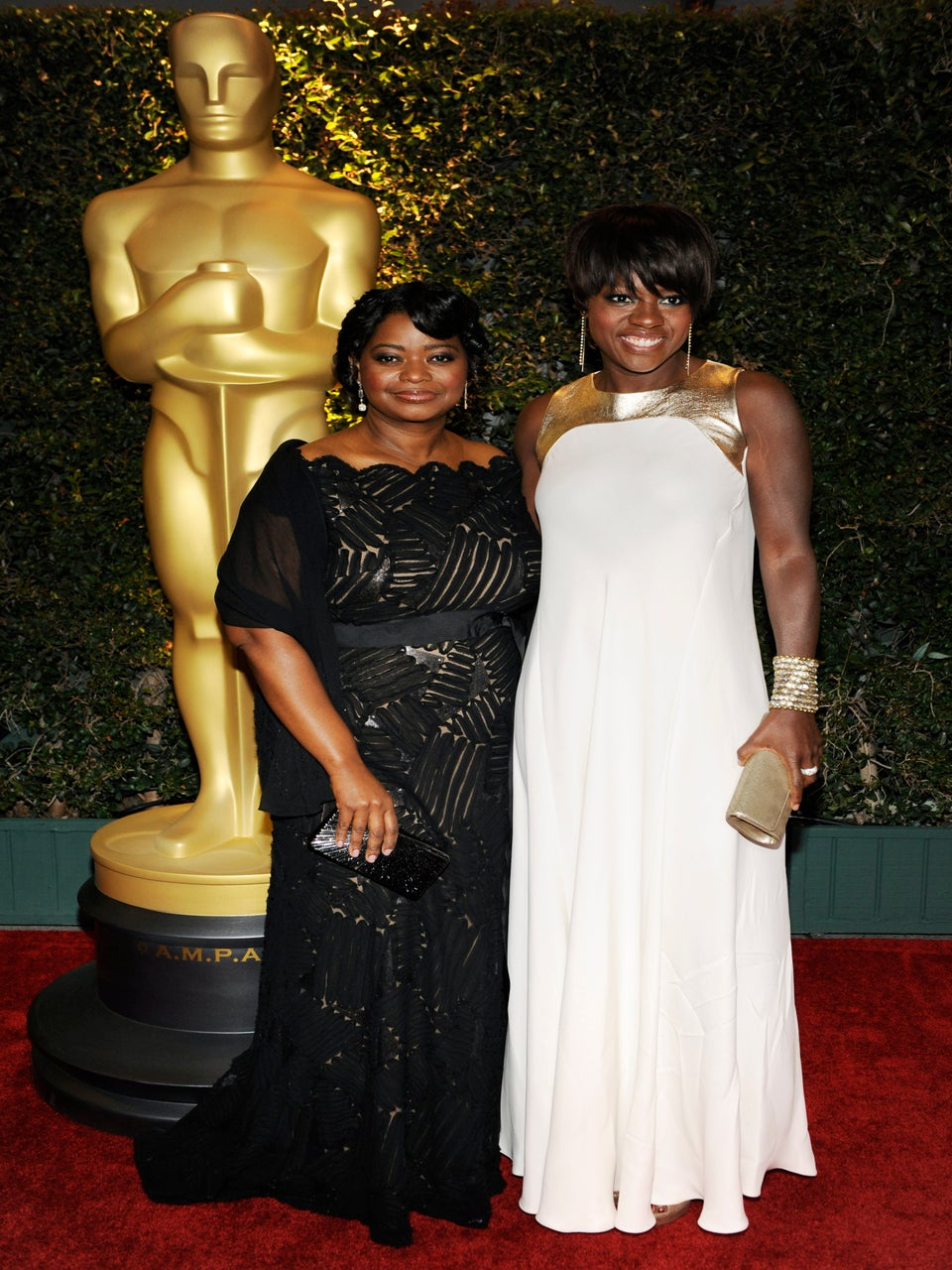 Viola Davis and Octavia Spencer Win AAFCA Awards