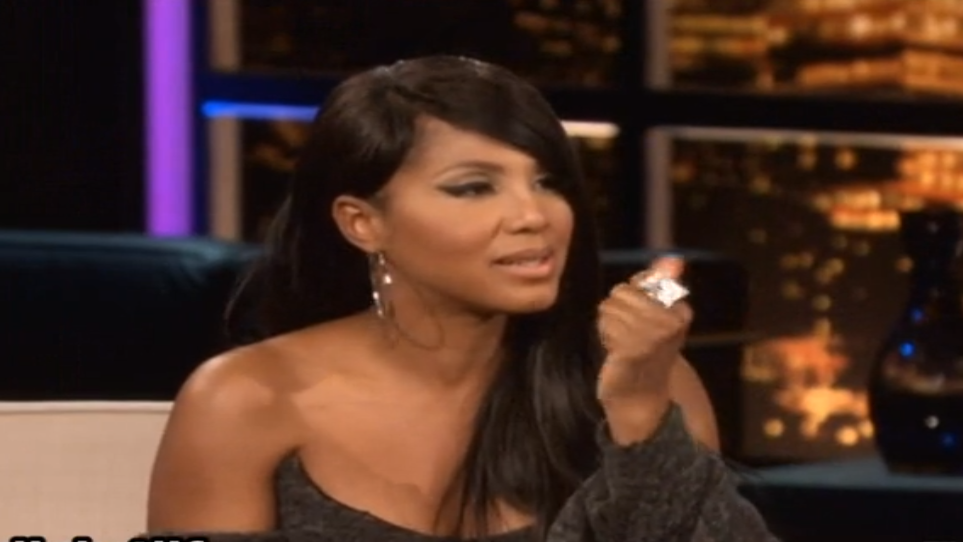 Must-See: Toni Braxton Talks Dating & Sex on 'Chelsea Lately'