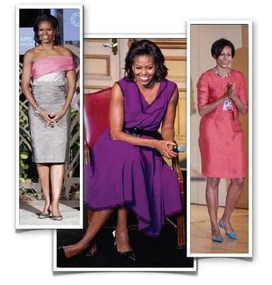 2011: The Year in First Lady Style