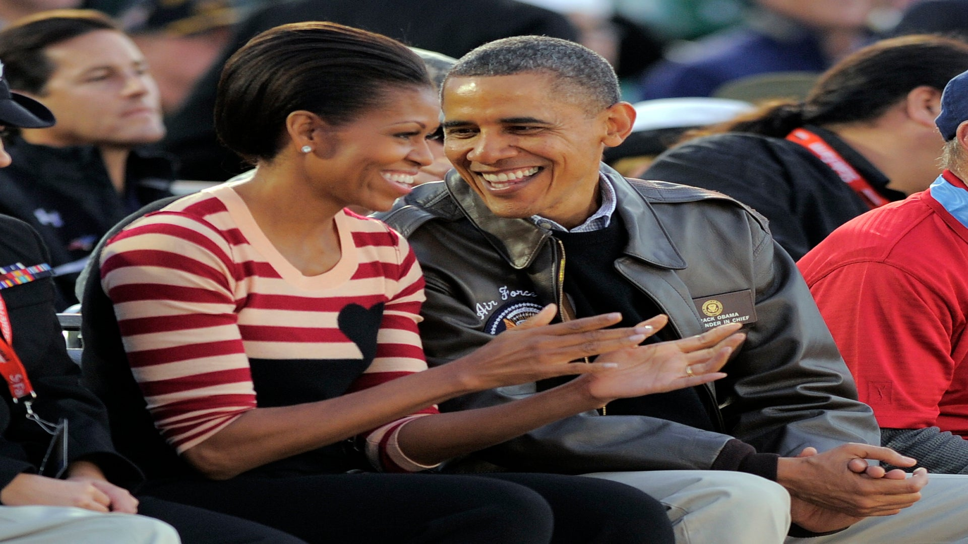 Obamas Offer a Glimpse into Their Family Life