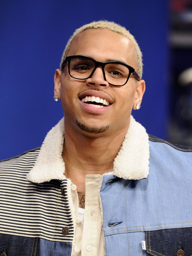 Chris Brown's New Year's Resolution: No Interviews in 2012