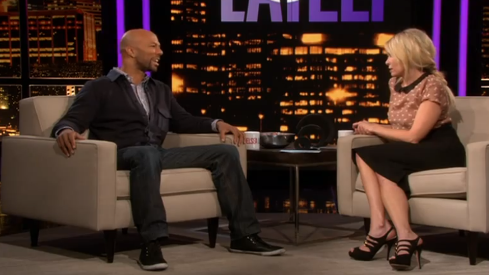 Must-See: Common Talks Family, Women and Music on 'Chelsea Lately'