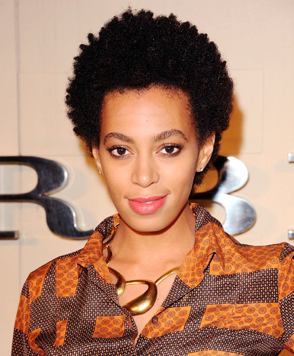 Hairstyle File: Solange Knowles' Natural Hair Evolution
