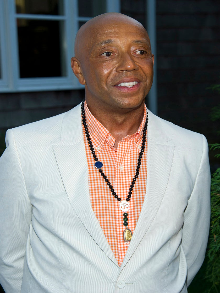 Russell Simmons Named PETA's Person of the Year