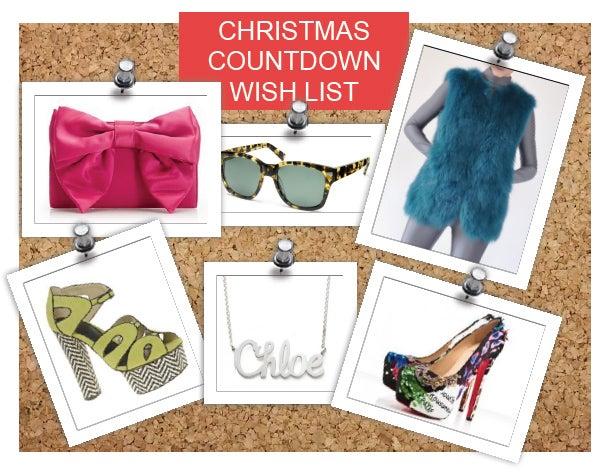 Celeb Style: Last-Minute Holiday Wish List