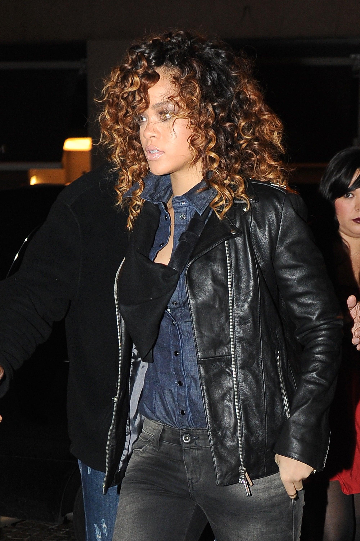 Rihanna Faces Racial Slurs in Portugal